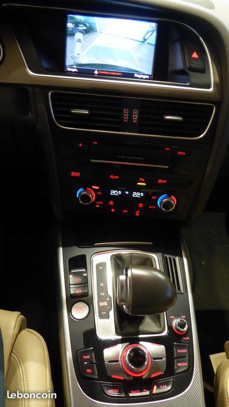 Audi A4 Avant 2 0tdi 177 Pole Sud Automobile