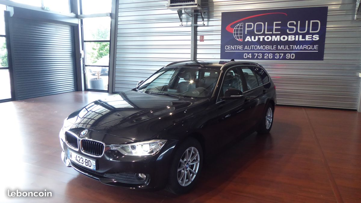 bmw 320d touring xdrive 184 sport pole sud automobile. Black Bedroom Furniture Sets. Home Design Ideas