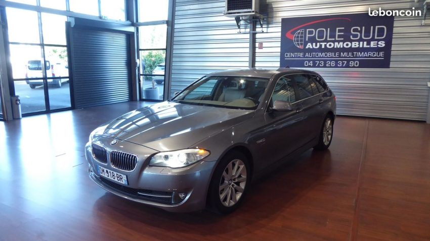 bmw 530d xdrive touring luxury bva8 pole sud automobile. Black Bedroom Furniture Sets. Home Design Ideas