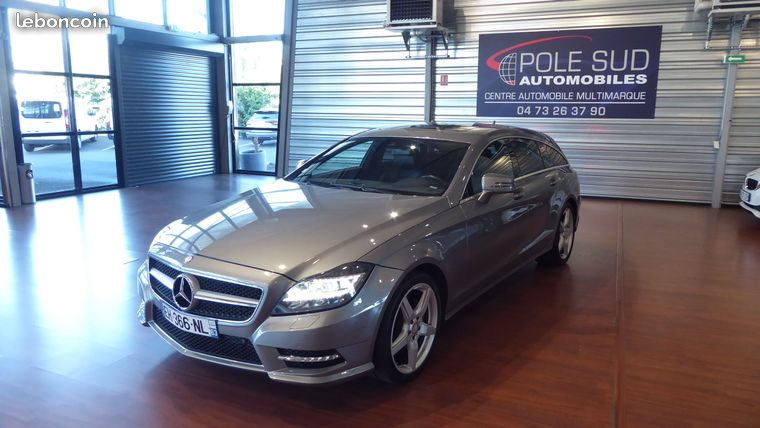 mercedes cls 350 cdi 265 shooting break 4matic pole sud automobile. Black Bedroom Furniture Sets. Home Design Ideas